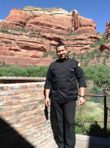 Executive Chef Jose Martinez Cooking Up Culinary Delights