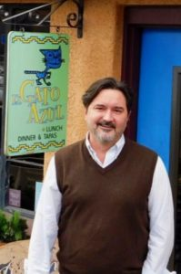 El Gato Azul Owner Committed to Community Service, Philanthropy